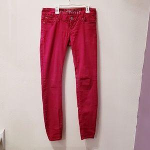 Express Skinny Jeans size 2